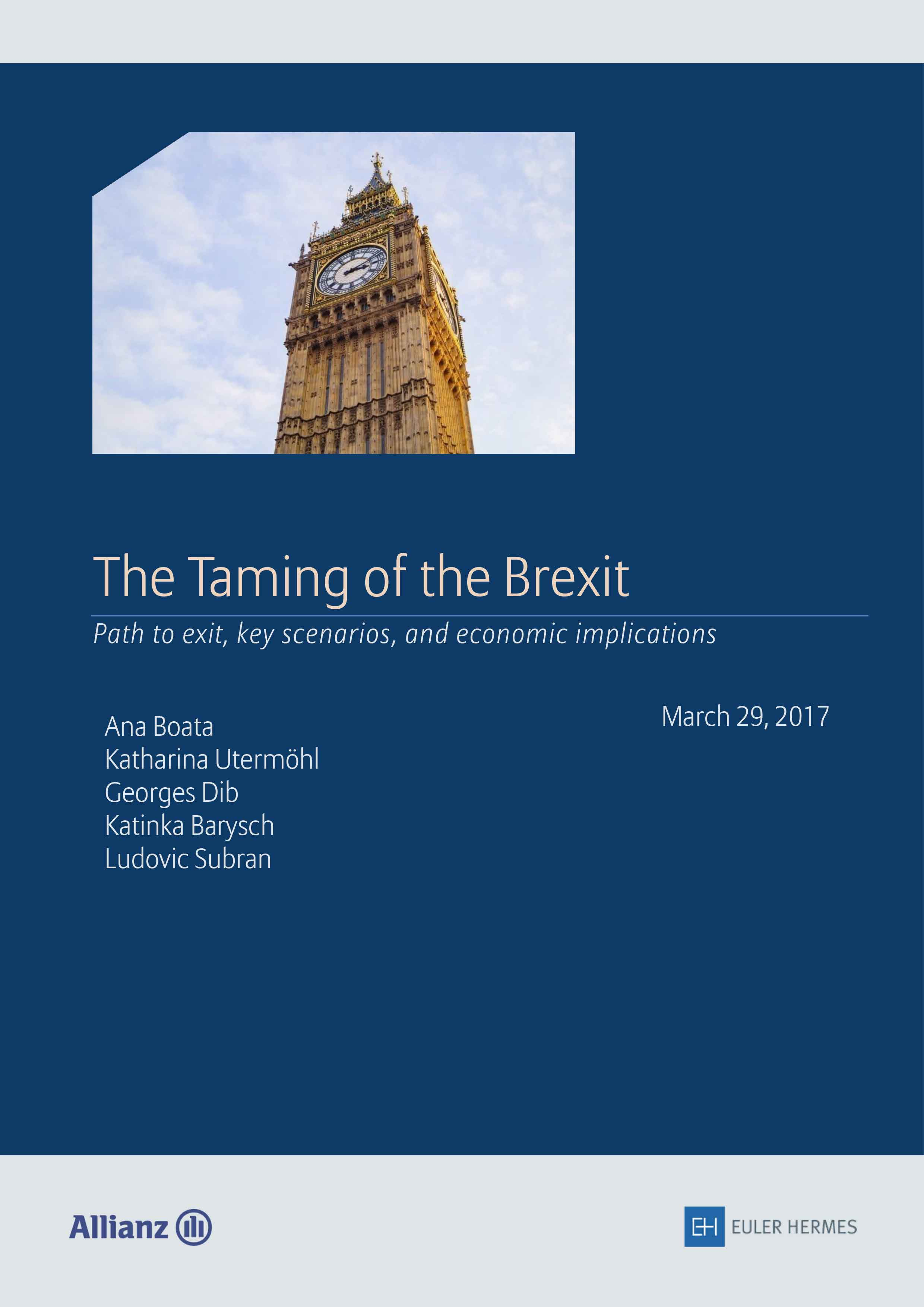 The Taming of the Brexit