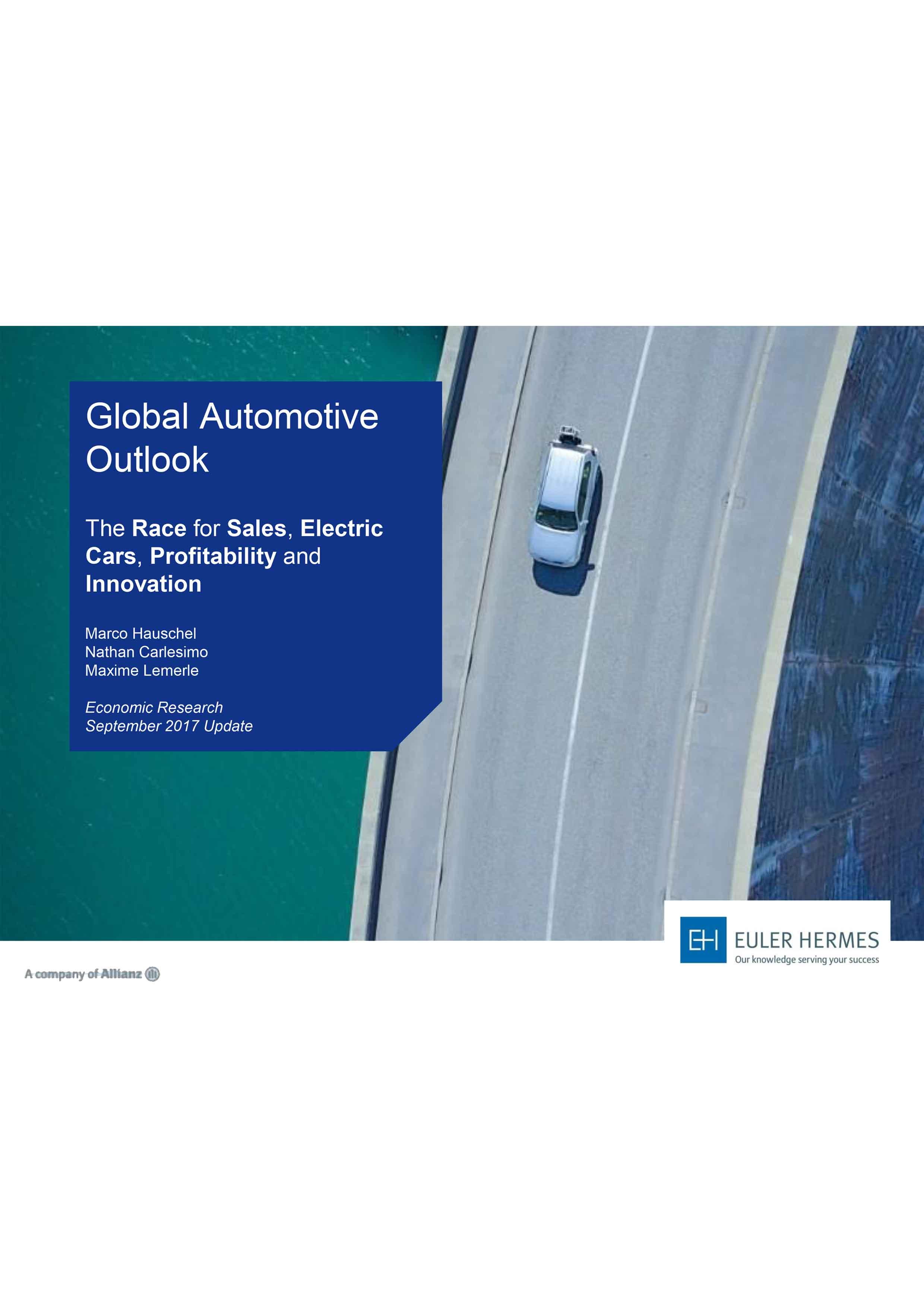 Global Automotive Outlook