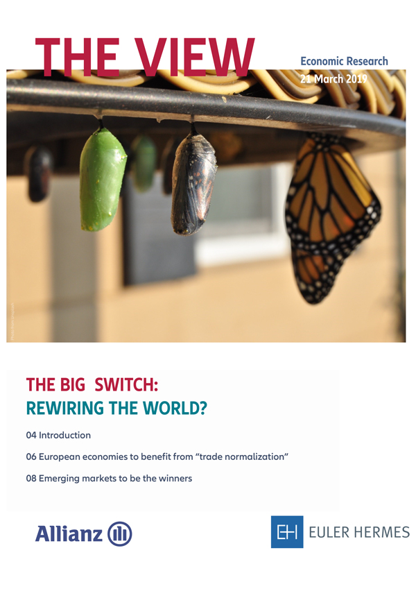 The big switch: rewiring the world?