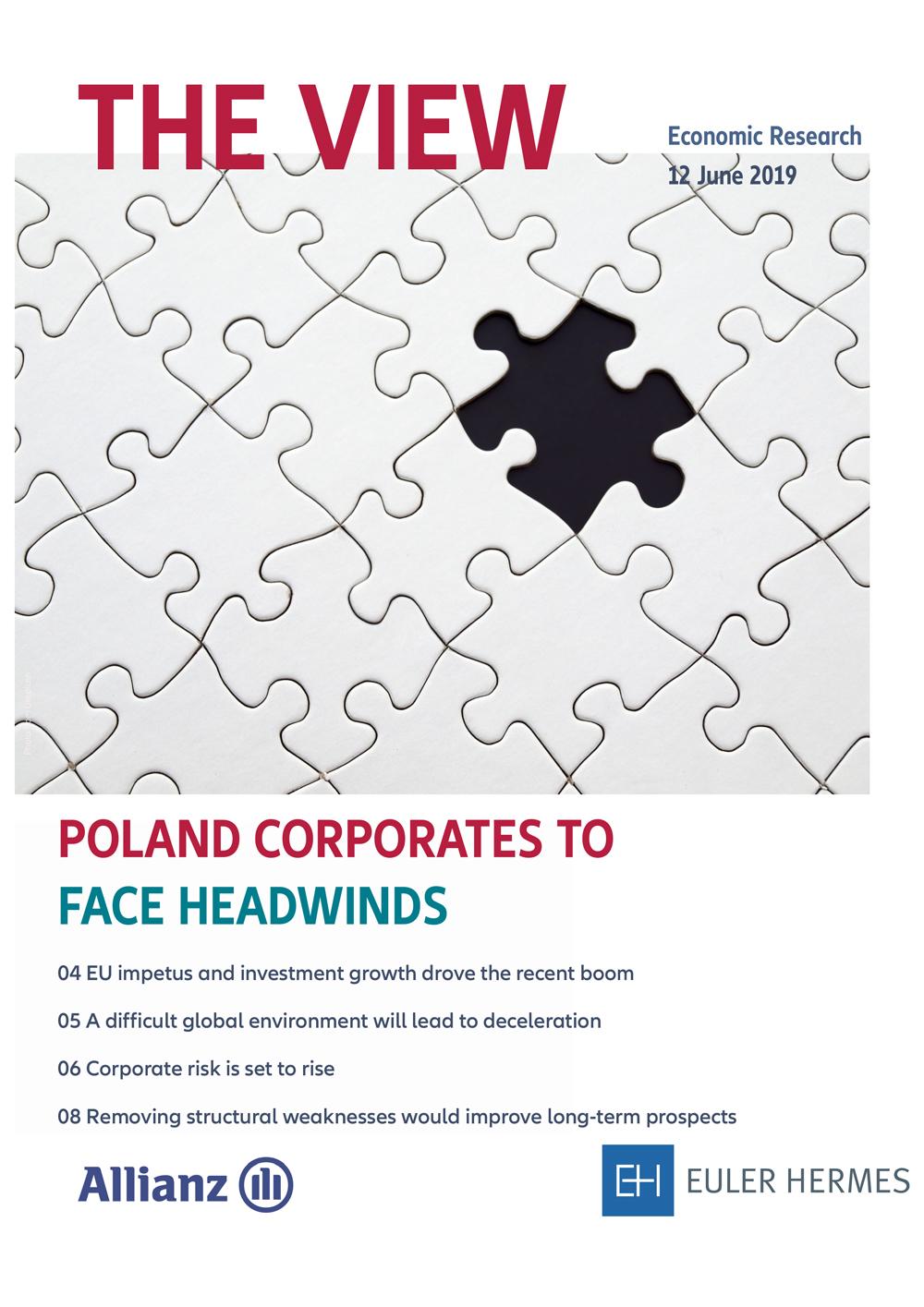 Poland corporates to face headwinds