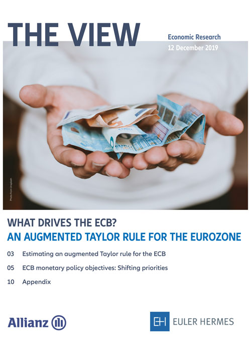 What drives the ECB? An Augmented Taylor Rule for the Eurozone