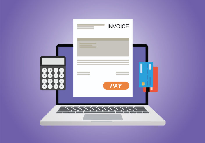 digitalisation of invoices