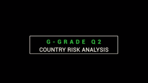 News Flash - Country Risks Q2 2017