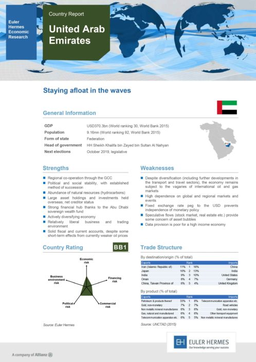 Country Report - United Arab Emirates