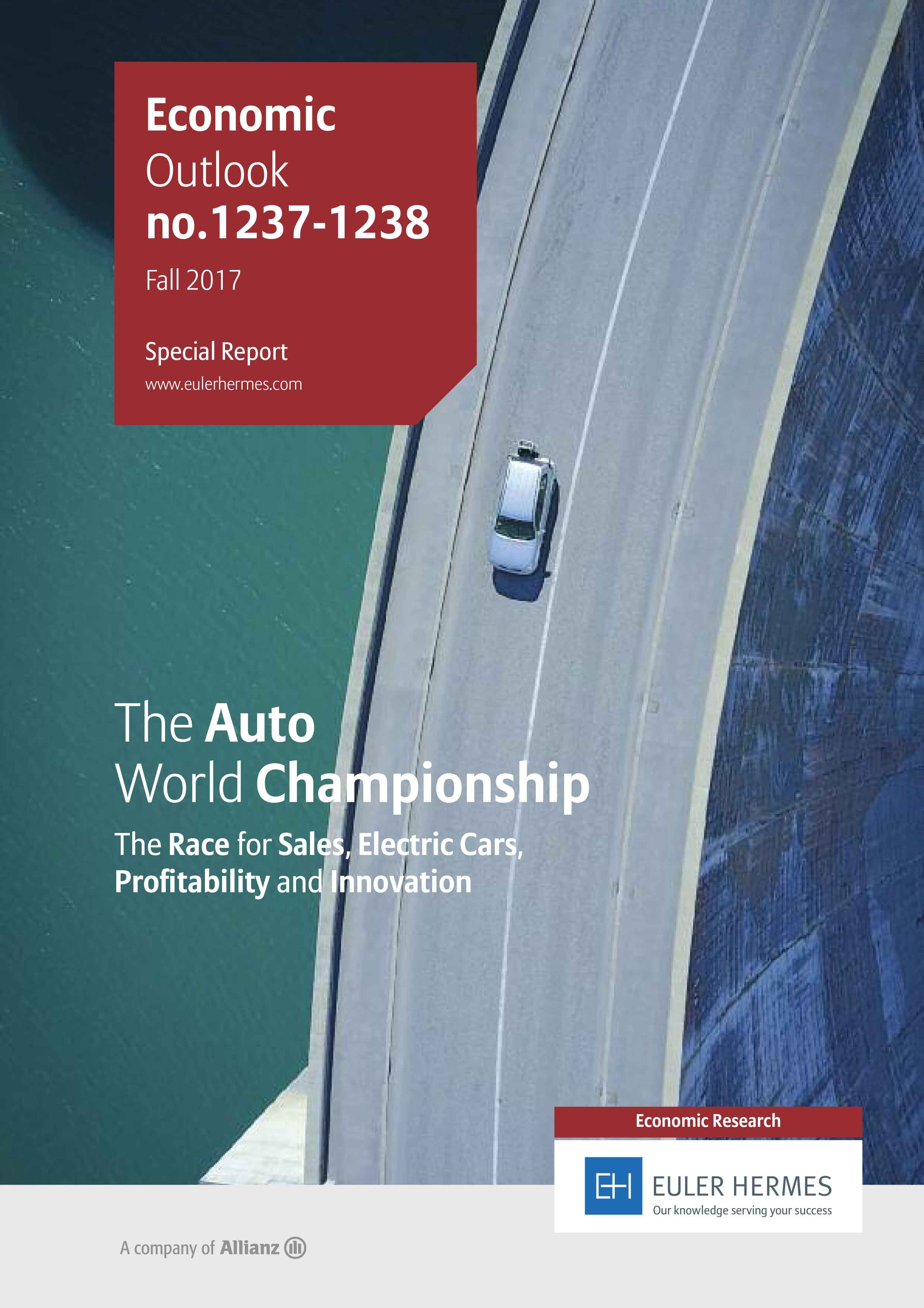 Economic OutlooThe Auto World Championship - The Race for Sales, Electric Cars, Profitability and Innovationk - The Auto World Championship