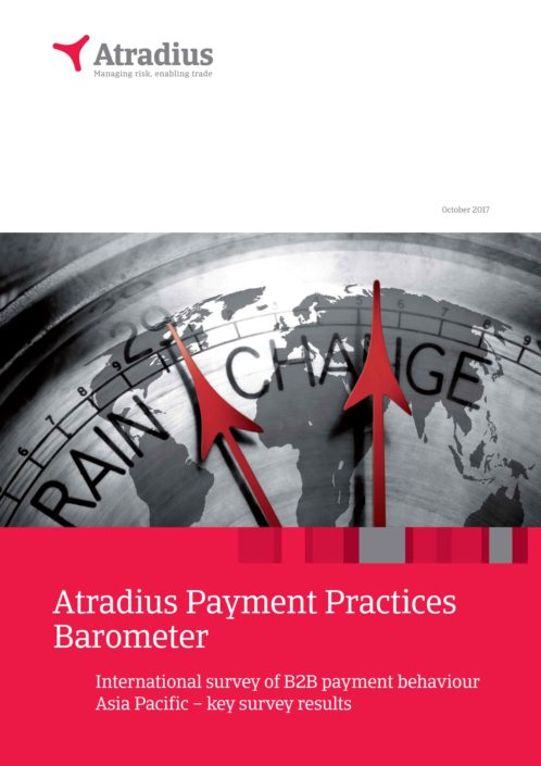 Payment Practices Barometer - Asia Pacific