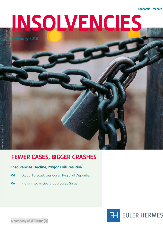 Fewer cases, bigger crashes