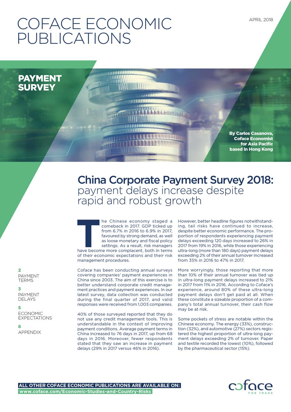 China Corporate Payment Survey 2018