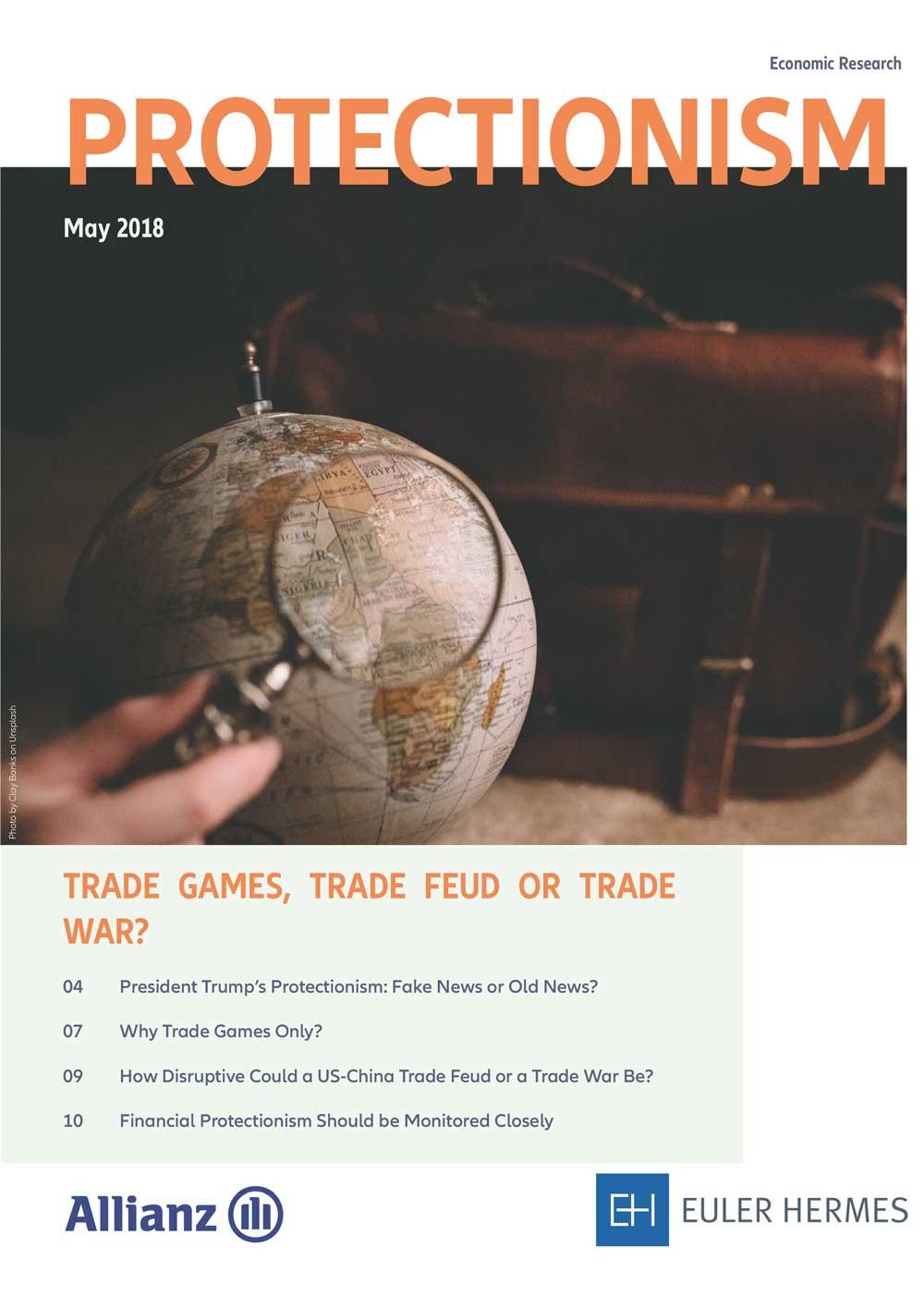 Trade games, trade feud or trade war?