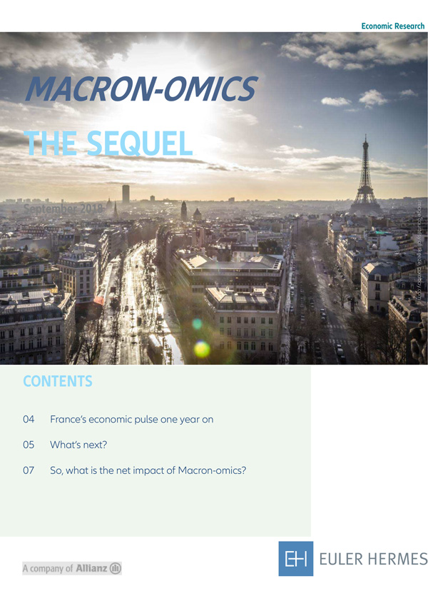 Macron-omics: the sequel