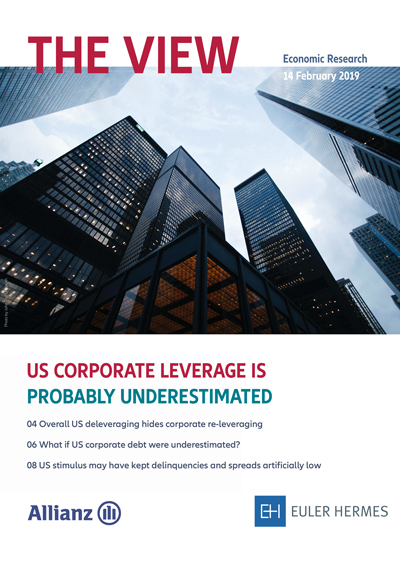 US corporate leverage is probably underestimated