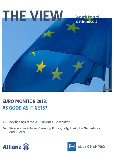 Euro monitor 2018: as good as it gets?
