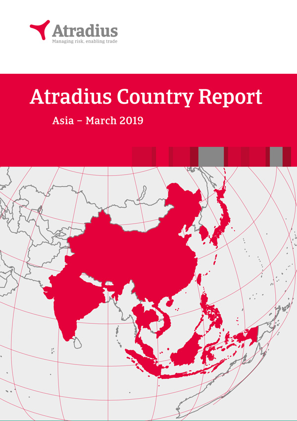 Country Reports: Asia Pacific countries 2019