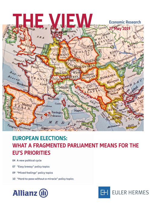 European elections: What a fragmented parliament means for the EU's priorities