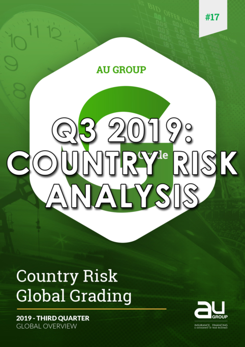 New trends in country risks: AU G-Grade Q3 2019