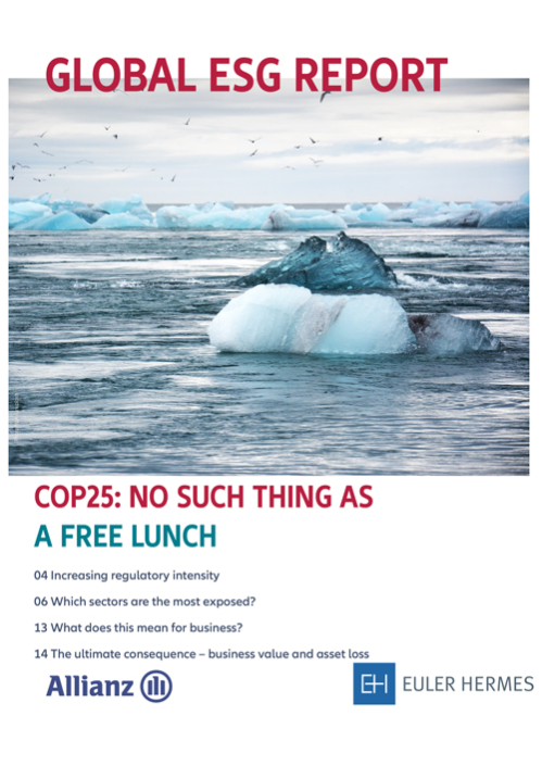 COP25: No such thing as a free lunch