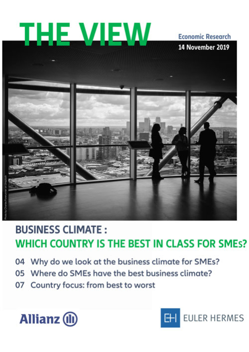 Business Climate: Which country is the best in class for SMEs?