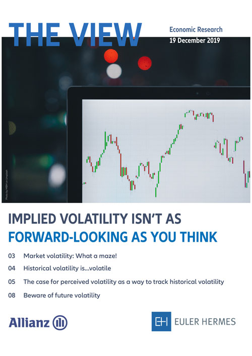 Implied volatility isn't as forward-looking as you think