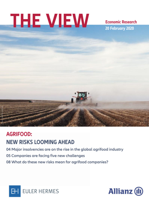 Agrifood: New risks looming ahead