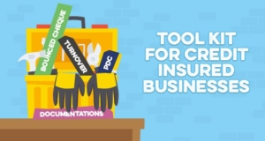 Tool kit for credit insured businesses