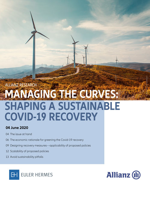 Shaping a sustainable covid-19 recovery