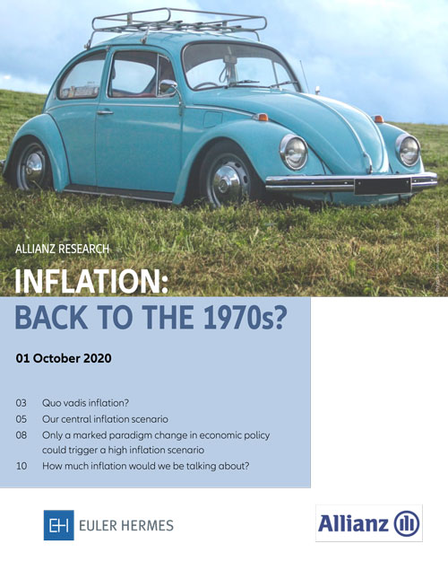 Inflation: back to the 1970s?