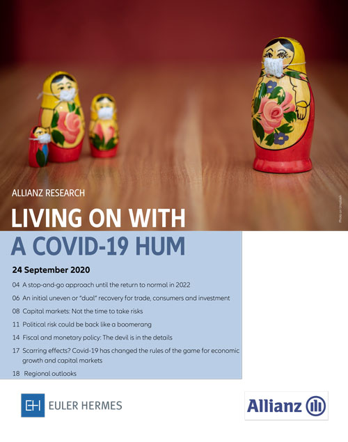 Living on with a Covid-19 hum